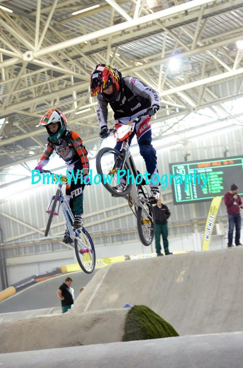 Lewis BMX Air Time