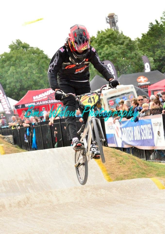 Lewis Holmes BMX Widow photography 2