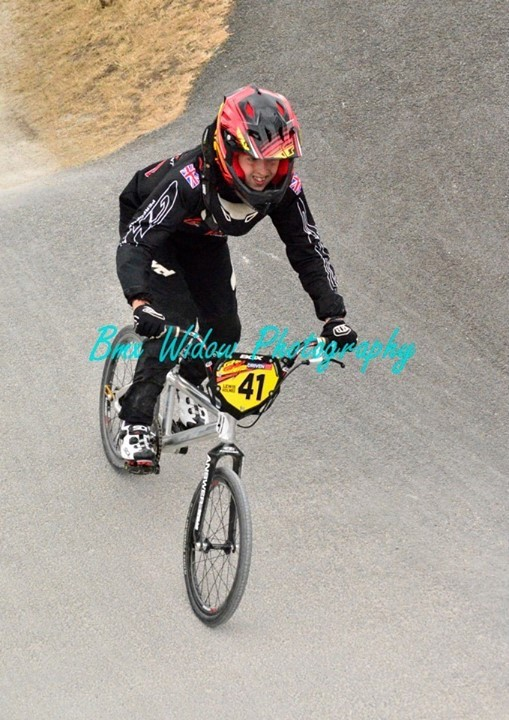 Lewis Holmes BMX Widow photography