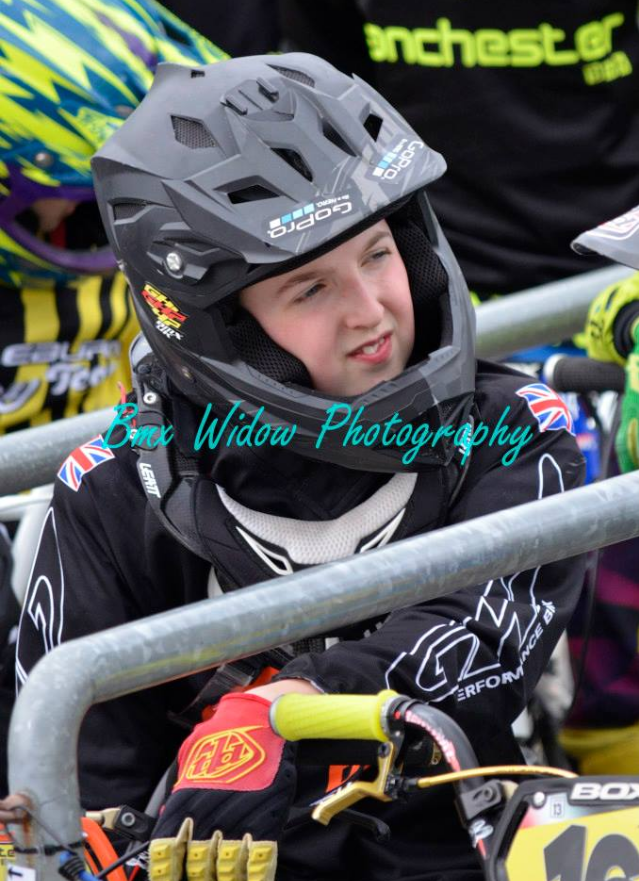 Lewis Holmes BMX widow photo 5