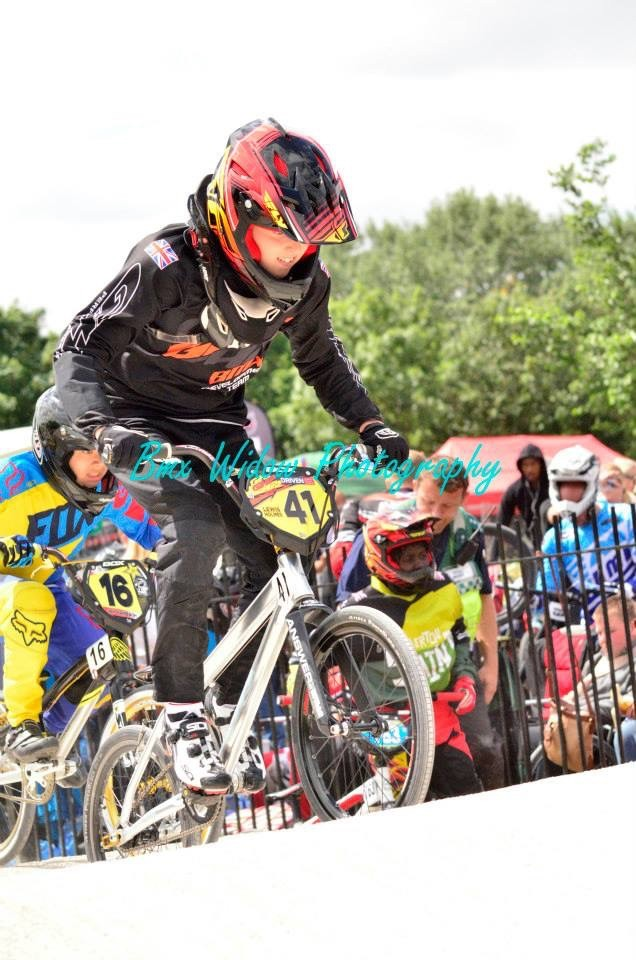 Lewis Holmes Racing BMX Widow photography 2
