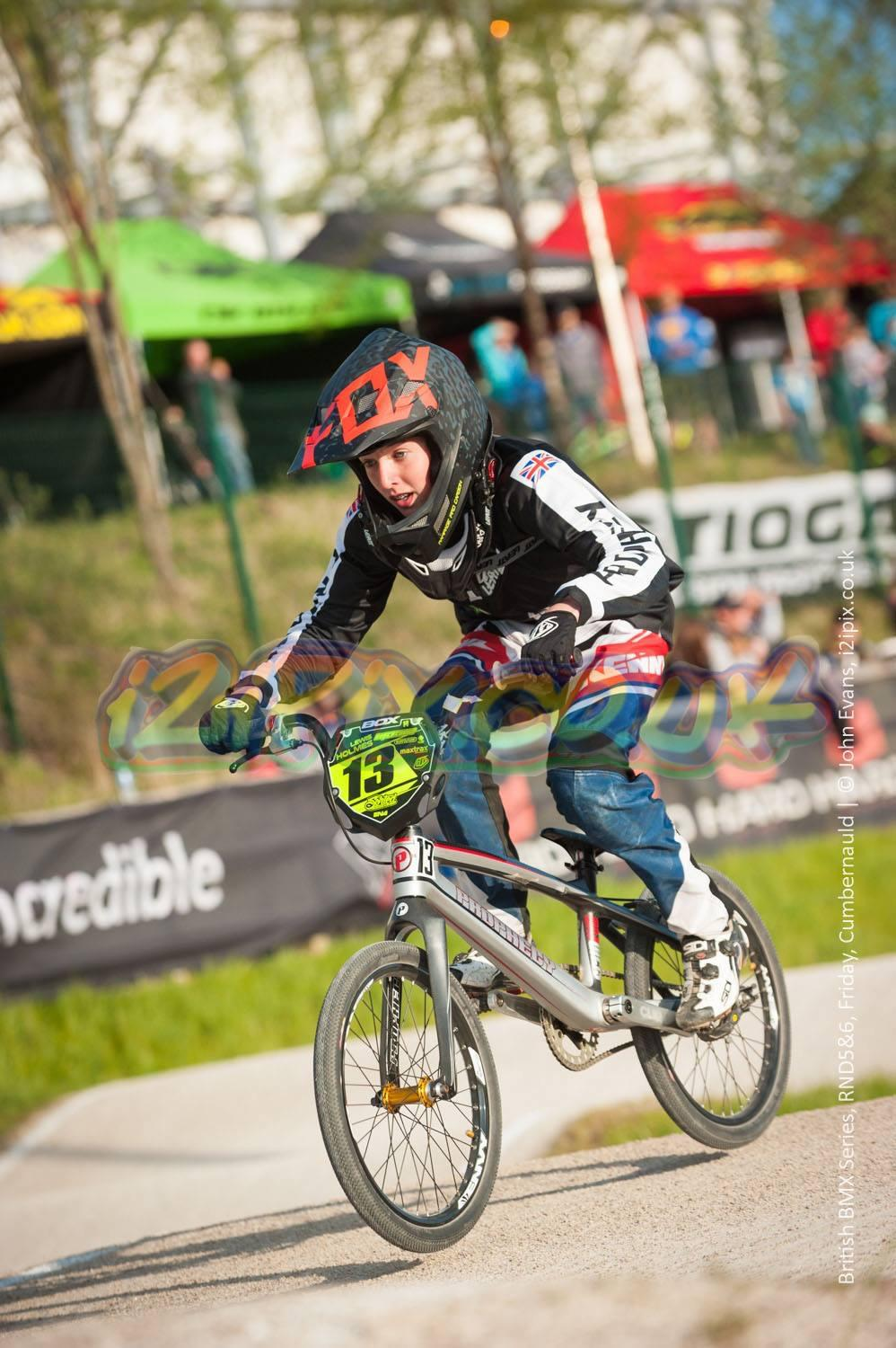 Lewis Racing on BMX