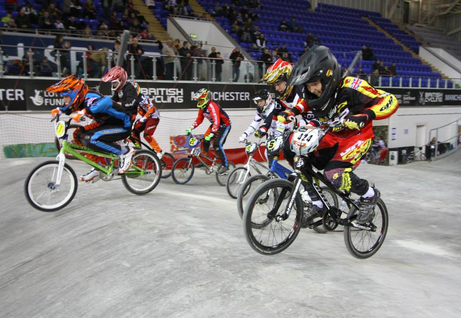 Lewis racing BMX